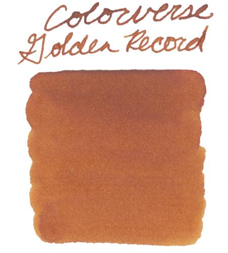 Colorverse Golden Record