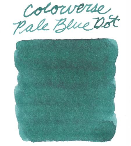 Colorverse Pale Blue Dot