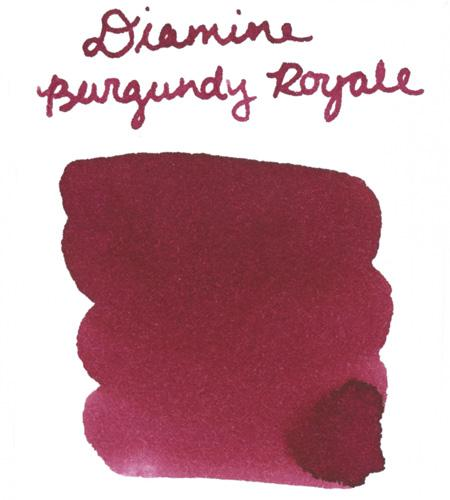 Diamine Burgundy Royale