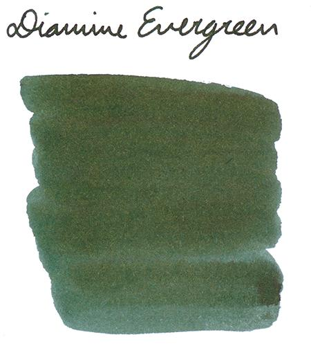 Diamine Evergreen