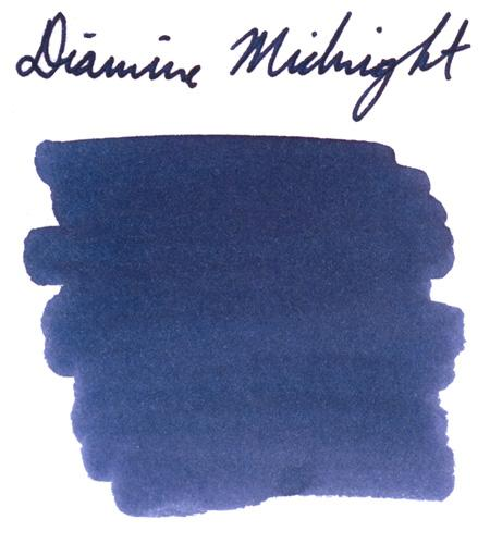Diamine Midnight