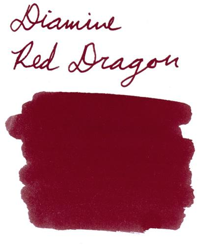 Diamine Red Dragon