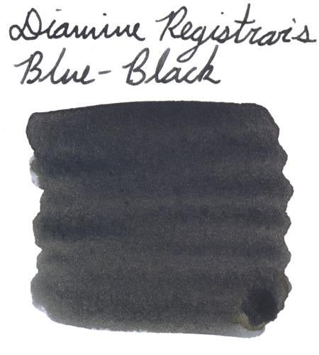 Diamine Registrars Blue-Black