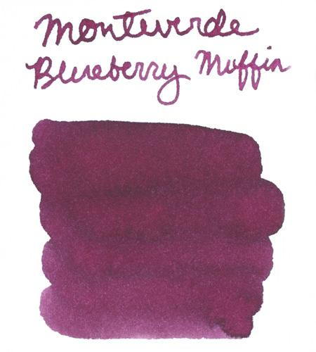 Monteverde Blueberry Muffin