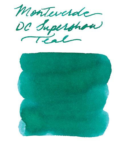 Monteverde DC Supershow Teal