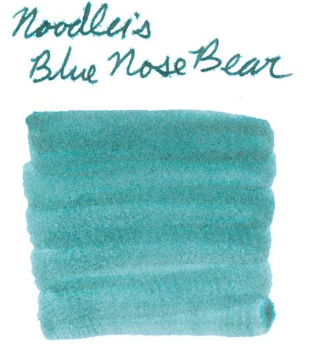 Noodler's Blue Nose Bear