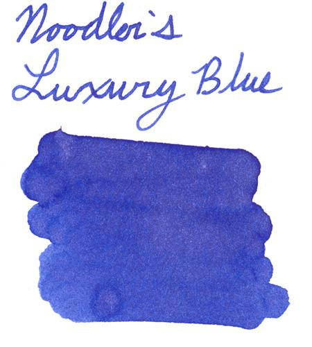 Noodler's Luxury Blue