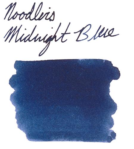 Noodler's Midnight Blue
