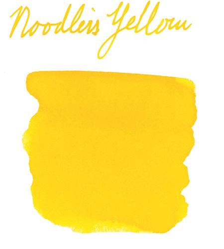 Noodler's Yellow