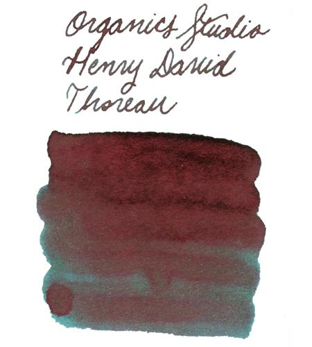 Organics Studio Henry David Thoreau Walden Pond
