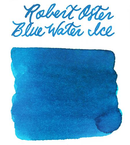 Robert Oster Blue Water Ice