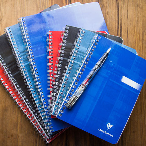 Clairefontaine Classic Notebooks