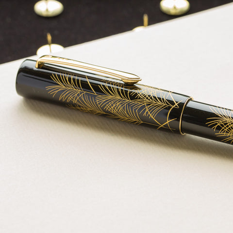 Namiki Chinkin Fountain Pens