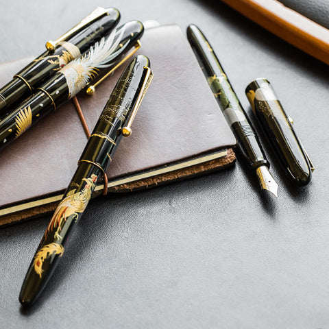 Namiki Nippon Art Fountain Pens