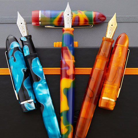 Edison Menlo Fountain Pens