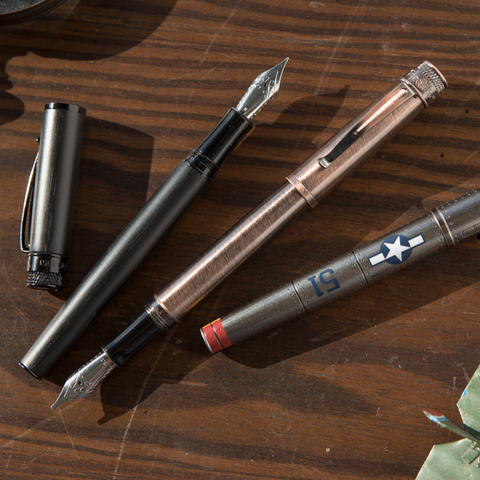 Retro 51 Tornado Fountain Pens