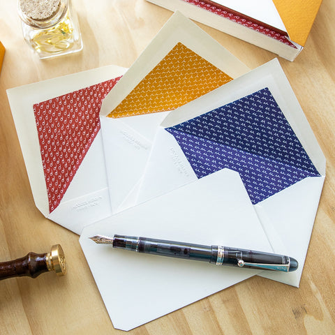 Jacques Herbin Stationery Sets