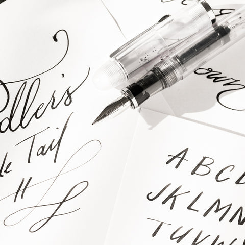 Noodler's Triple Tail Fountain Pens