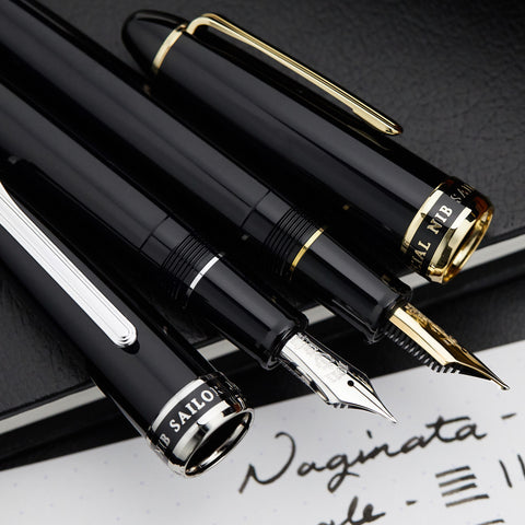 Sailor Naginata Togi Fountain Pens