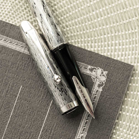 Pilot Sterling Fountain Pens