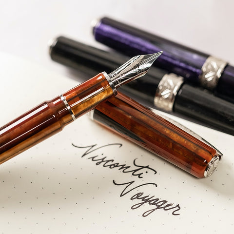 Visconti Voyager 30 Fountain Pens