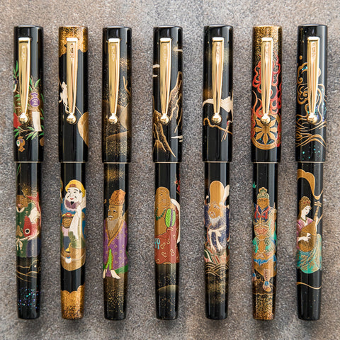 Namiki 100th Anniversary Fountain Pens