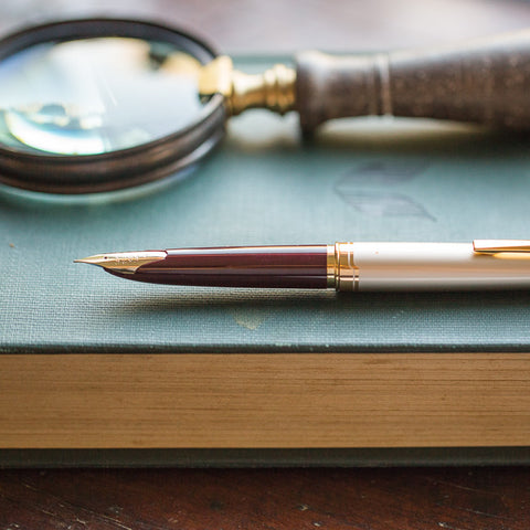 Vintage-Inspired Fountain Pens