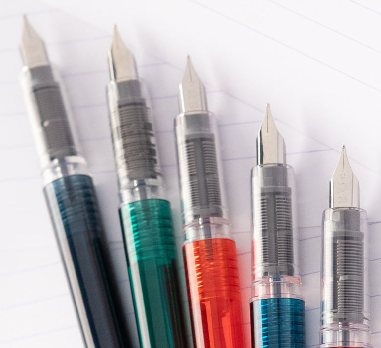 The Platinum Prefounte Fountain Pen Collection