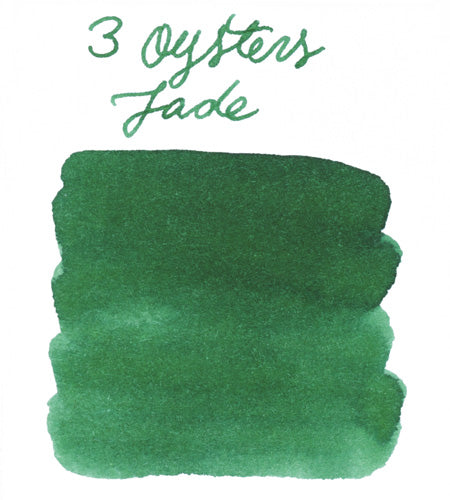 3 Oysters Jade