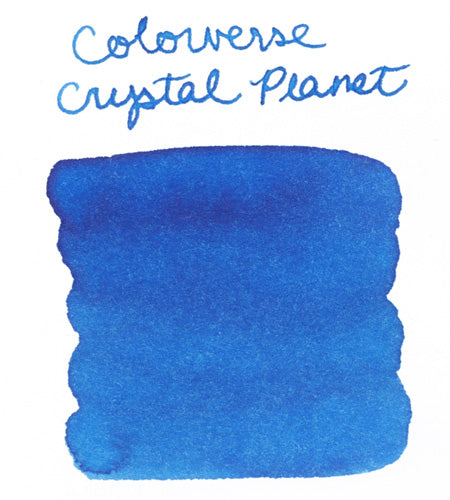 Colorverse Crystal Planet