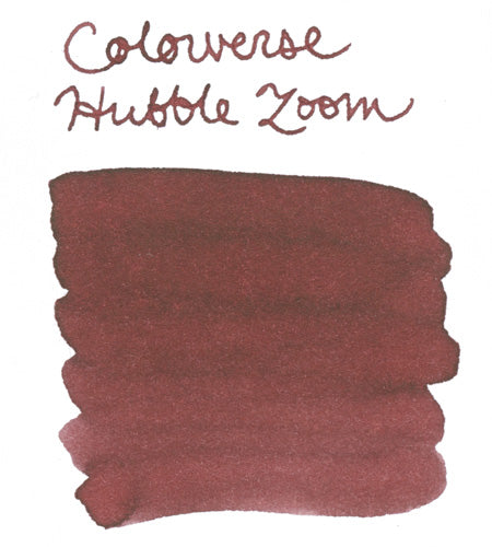 Colorverse Hubble Zoom