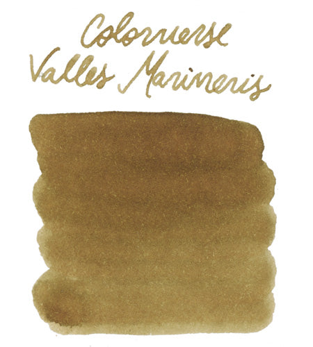 Colorverse Valles Marineris