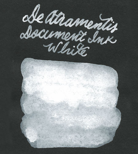 De Atramentis Document White