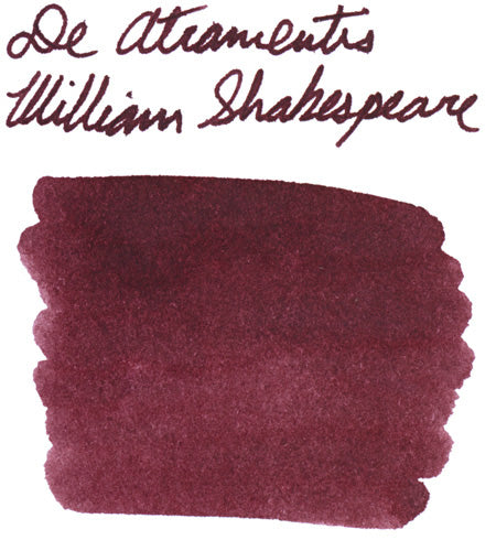 De Atramentis William Shakespeare