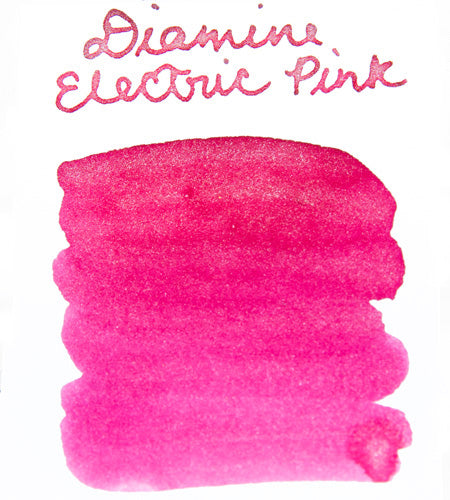 Diamine Electric Pink