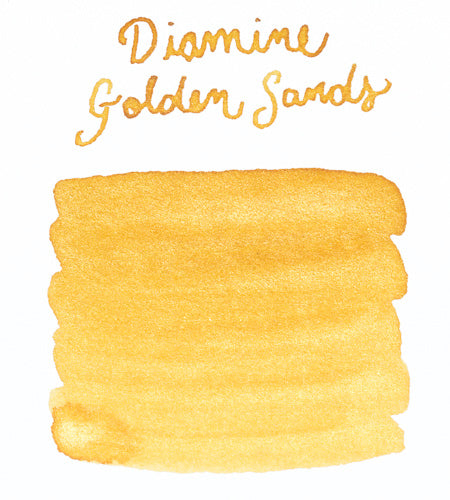 Diamine Golden Sands