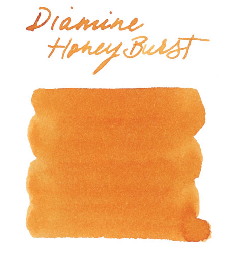 Diamine Honey Burst