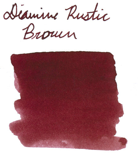 Diamine Rustic Brown