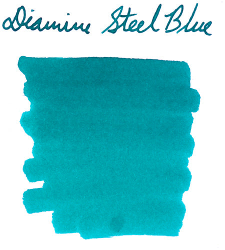 Diamine Steel Blue