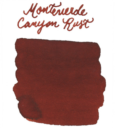 Monteverde Canyon Rust