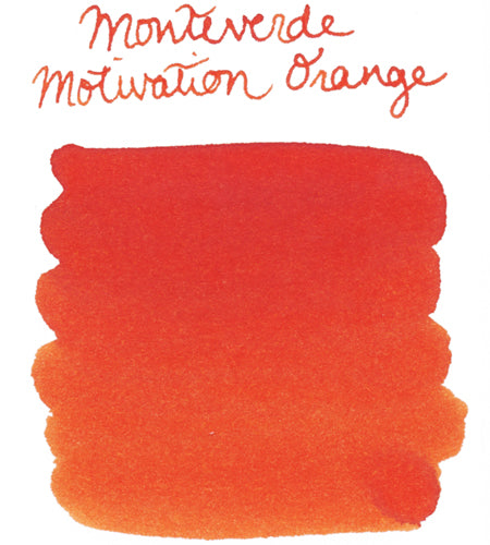 Monteverde Motivation Orange