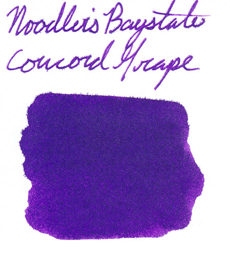 Noodler's Baystate Concord Grape