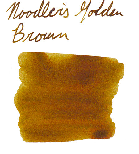 Noodler's Golden Brown
