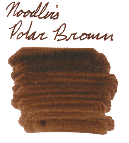 Noodler's Polar Brown