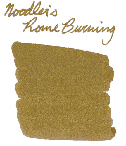 Noodler's Rome Burning