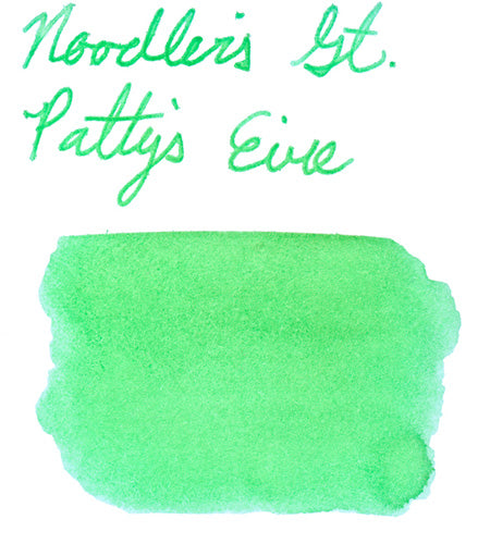 Noodlers St Pattys Eire