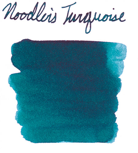 Noodler's Turquoise