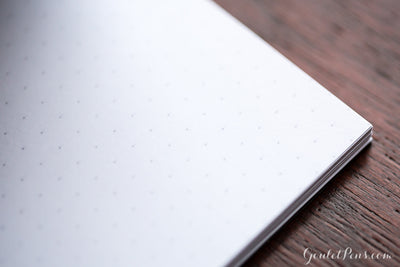 Rhodia No. 12 Notepad - Orange, Dot Grid (3.35 x 4.72)