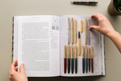 Fountain Pens of the World Book