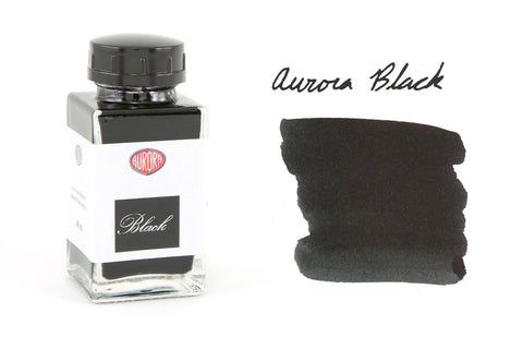 Aurora Black - 45ml Bottled Ink